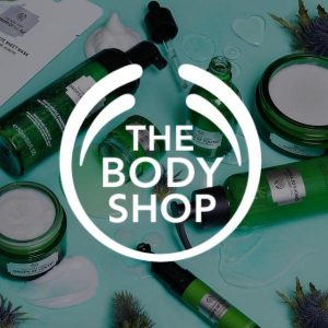 The Body Shop Brand Image and Logo