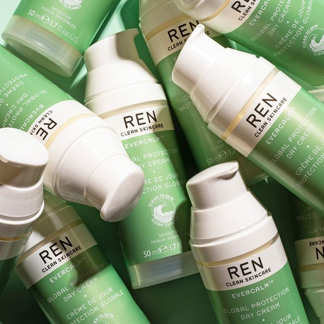 £10 off Orders Over £30 at REN Skincare