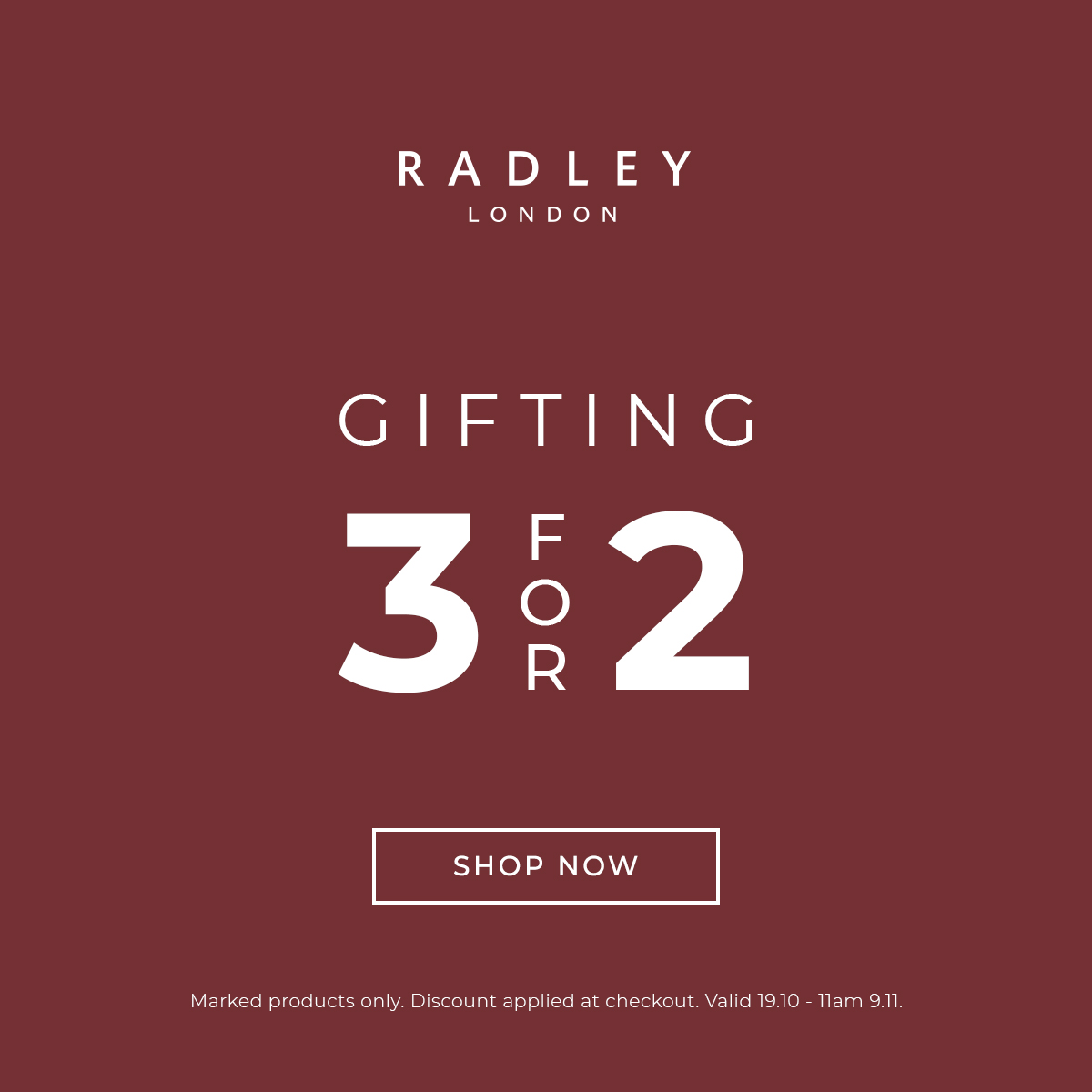 Radley London Christmas Gifts