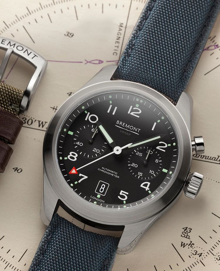 5% Off Bremont Watches Sale
