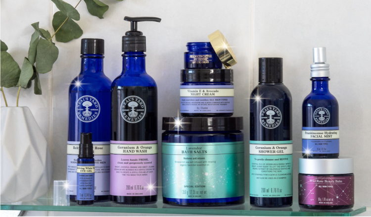 Neal's Yard Remedies - Made in Britain