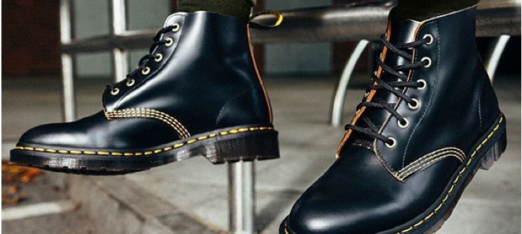 10% off Dr Martens First Orders Shoes