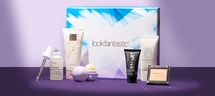 35% Off LOOKFANTASTIC Voucher Code - November 2020