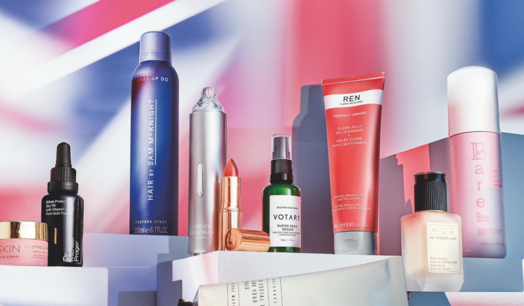 Best British Beauty Brands - Products - Banners