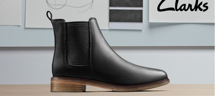 Clarks 30% Off Black Friday Discount Code - Banner