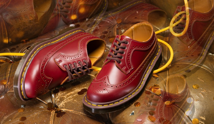 Dr Martens Made in England Collection