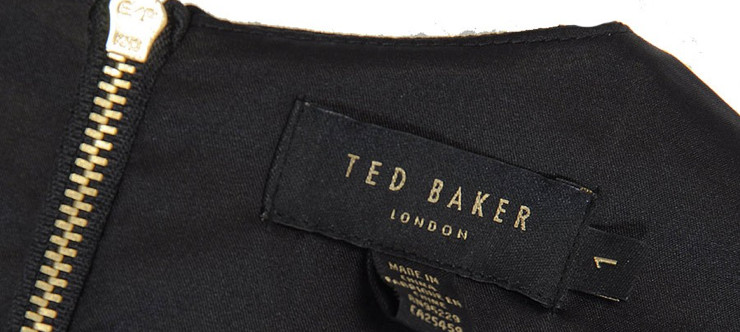 Ted Baker Student Discount Banner