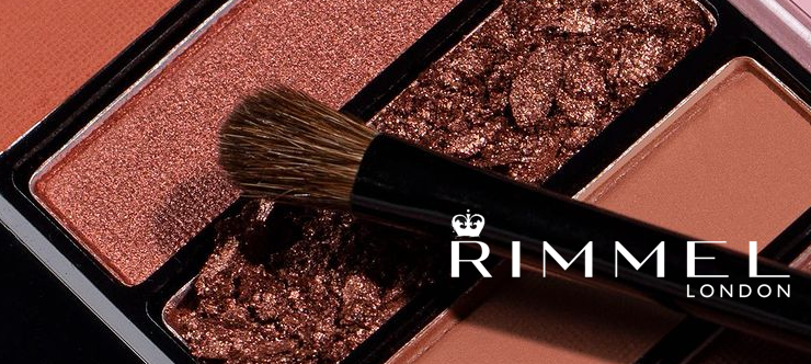 Rimmel London Voucher Code and Special Offers Banner